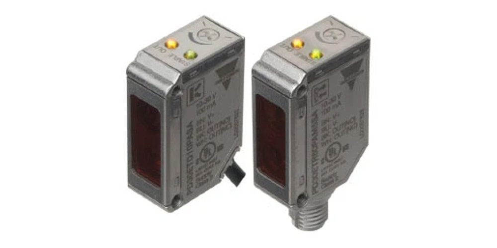 Gavazzi Introduces New Stainless Steel Photoelectric Sensors