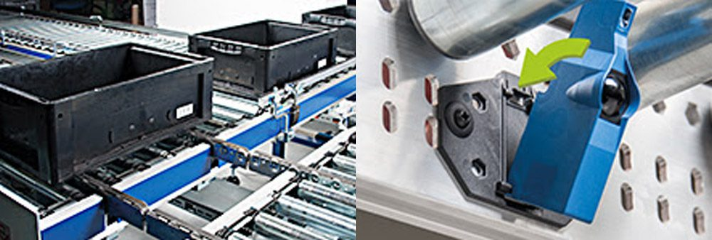 Wenglor Introduces First NFC Sensors for Roller Conveyor Systems