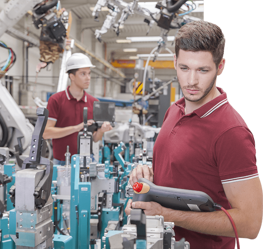 Trusted Experts in Production Line Parts and Service for Over 60 Years